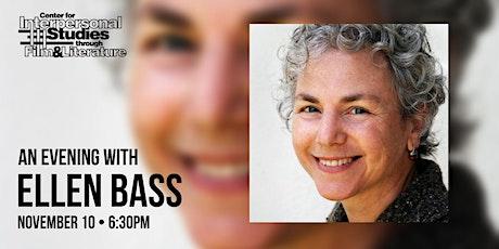 Masterclass & Interactive Workshop with Poet Ellen Bass tickets