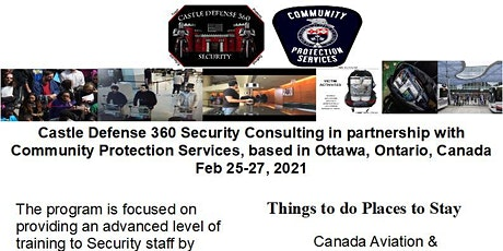 CSOS in Canada tickets