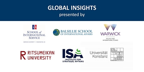 "Global Insights: ""Practical Measures Supporting Climate Change Mitigation"" tickets"