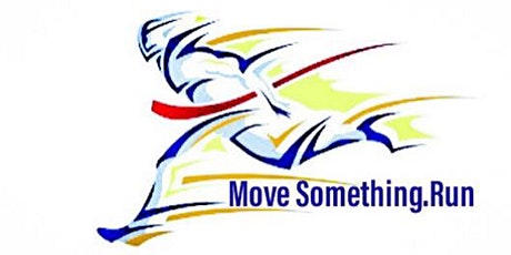 MOVE SOMETHING.RUN  VIRTUAL 5K EVENT tickets