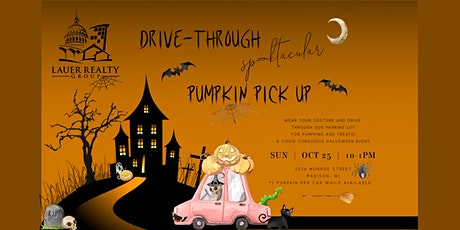 LRG Drive-Through Spooktacular Pumpkin Pick Up tickets
