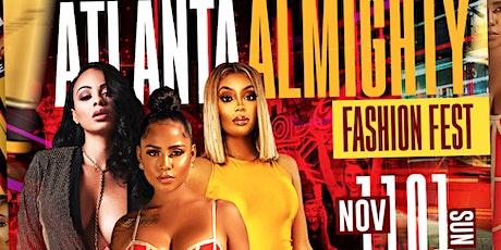 Spring Urban Fest - Atlanta Almighty Fashion Show & Concert tickets