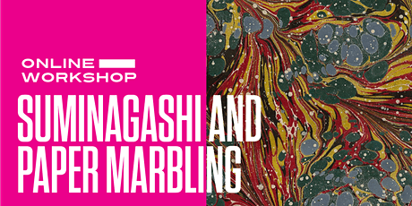 Suminagashi and Paper Marbling with Acrylic Paints