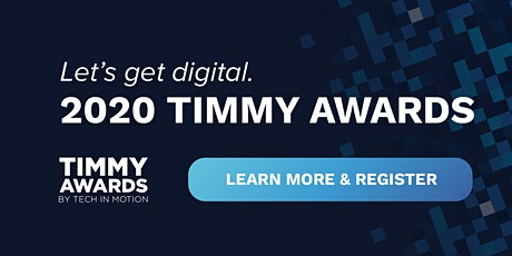 2020 Timmy Awards tickets