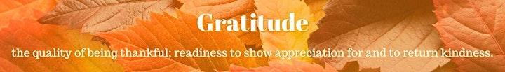 Grace,Grit & Gratitude -Ecstatic Dance & Embodiment Workshop: Bioenergetics image