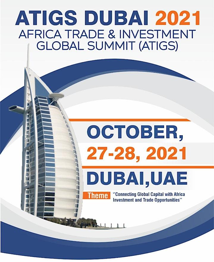 ATIGS Dubai 2021 image