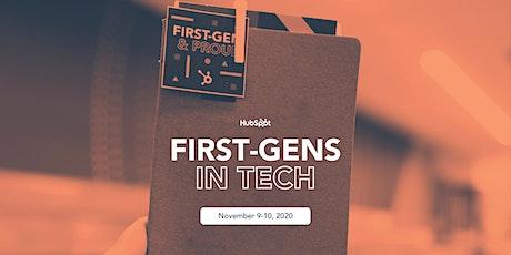 Breaking Barriers: First-Gens in Tech 2020 tickets