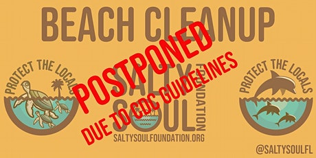 Postponed Dec 2020 Beach Cleanup Dunedin tickets