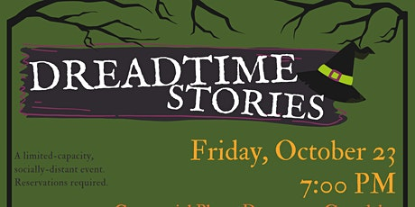 Dread Time Stories tickets
