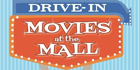 """Drive-In Movies at the Mall featuring """"Coco"""" tickets"""