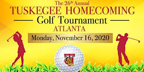 Tuskegee Homecoming Golf Classic 2020 (ATLANTA) tickets