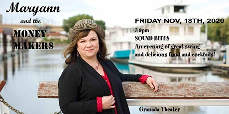 Sound bites: With Maryanne and The money Makers tickets