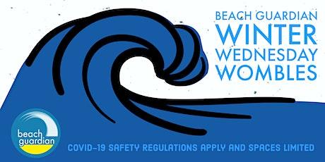 02/12 - Beach Guardian Beach Clean, Treyarnon Bay