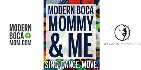 Fall 2020 BABIES Modern Boca Mommy & Me Session 2 tickets