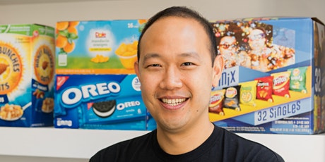 Entrepreneur Chat: Chieh Huang, co-founder and CEO, Boxed.com tickets