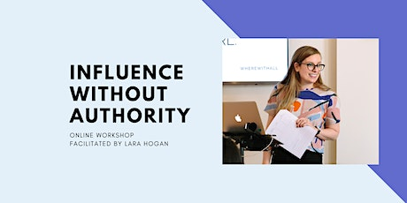 Influence Without Authority Online Workshop tickets