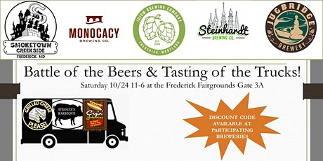 Battle of the Beers & Tasting of the Trucks! tickets