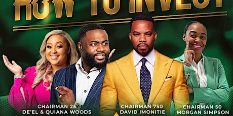 Who Taught You How To Invest? tickets