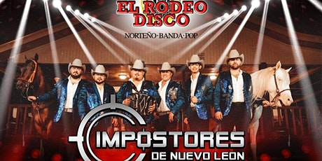 Impostores Secretto Rebeleon tickets