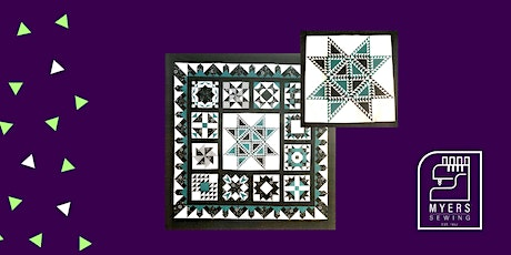 Paper Piecing Block of the Month  2021 tickets