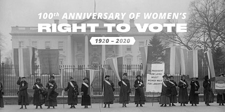 Votes for Women; Marching for Peace tickets