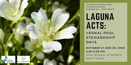Laguna ACTS: Vernal Pool Stewardship Day - October 21 tickets