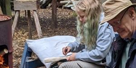 Family course: spoon carving at Bradfield Woods af tickets