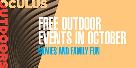 Oculus Outdoors tickets