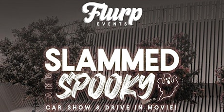 Slammed and Spooky tickets