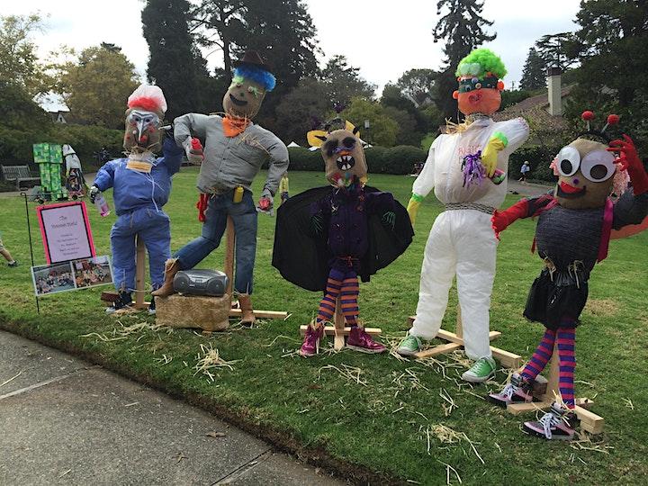 Piedmont Makers Scarecrow Stands image