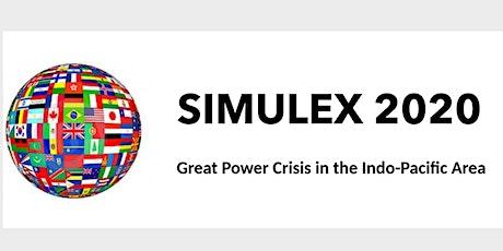 SIMULEX 2020 tickets