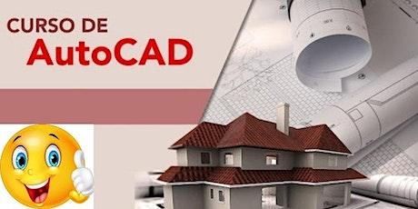 Curso de AutoCad em João Pessoa tickets