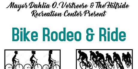 Township of Hillside Bike Rodeo and Ride tickets