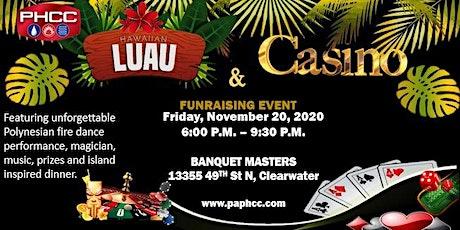 Luau and Casino Fundraiser tickets