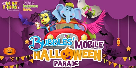 Bubbles Mobile Halloween Parade! tickets
