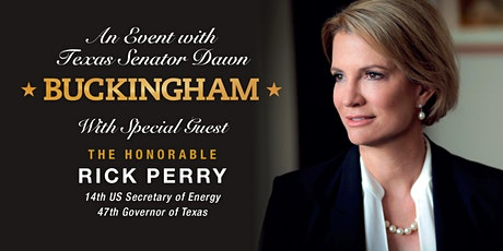 Senator Dawn Buckingham Reception in Houston tickets