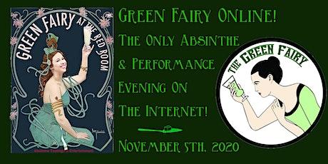 Green Fairy Online November 5th, 2020 tickets