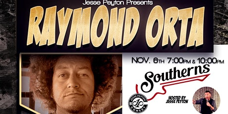 Raymond Orta Live @ Southerns in College Station Presented by Jesse Peyton tickets