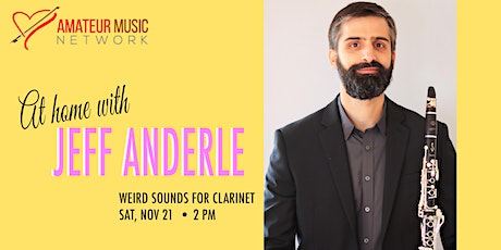 At Home with Jeff Anderle tickets
