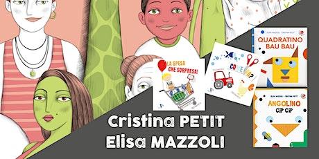 Tutti insieme cip cip > Elisa Mazzoli e Cristina Petit (INFANZIA) biglietti