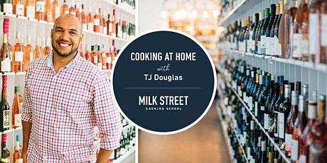 Cooking at Home with TJ Douglas: Drink Progressively tickets
