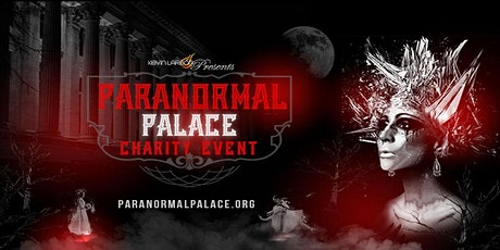 Paranormal Palace a MASK-arade Halloween Ball