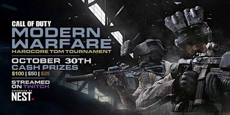 NEST Call of Duty HC TDM Cranked Tournament tickets
