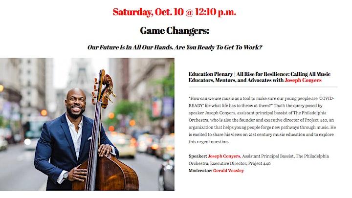Jazz Philadelphia Summit | October 9-10,  2020 image