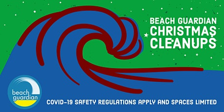 21/12 - Beach Guardian Beach Clean, Porthcothan Bay