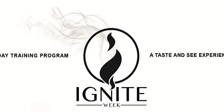Ignite Week - Prophetic / Hearing God's Voice tickets