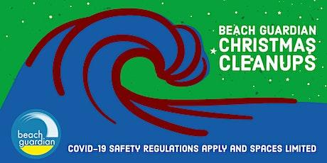 22/12 - Beach Guardian Beach Clean, Treyarnon Bay