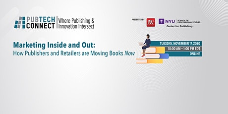 Marketing Inside and Out: How Publishers and Retailers are Moving Books Now tickets