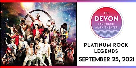 Platinum Rock Legends tickets