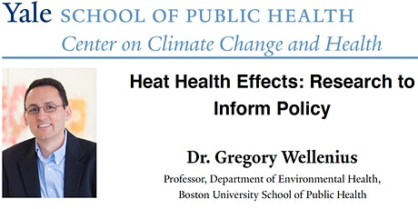 Heat health effects: Research to inform policy tickets